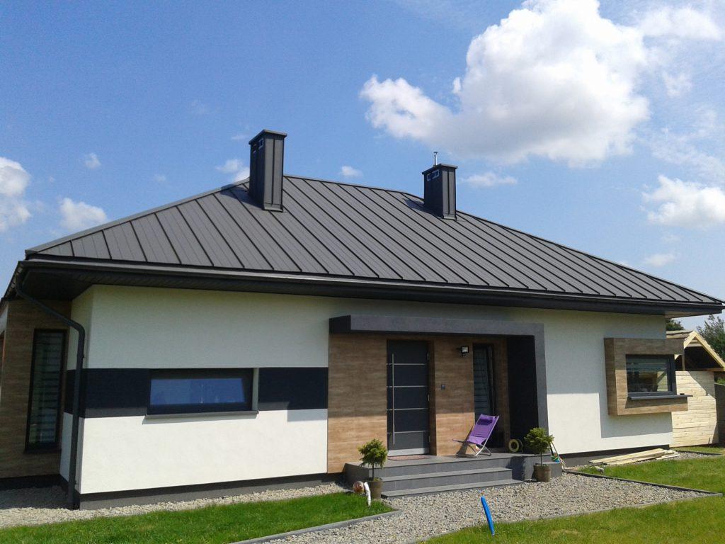 Młodzieńczy Blachy na rąbek stojący – KROSDACH :: Centrum pokryć dachowych KP57